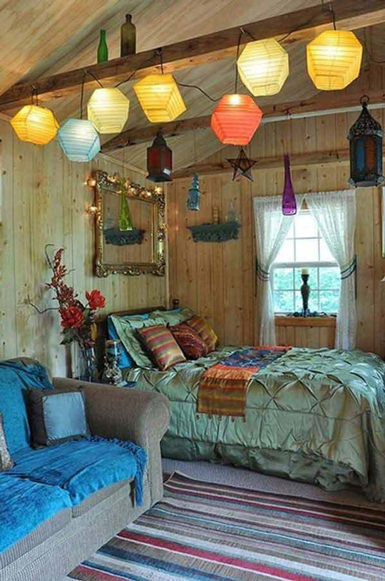 Boho-Chic-Bedroom ideas