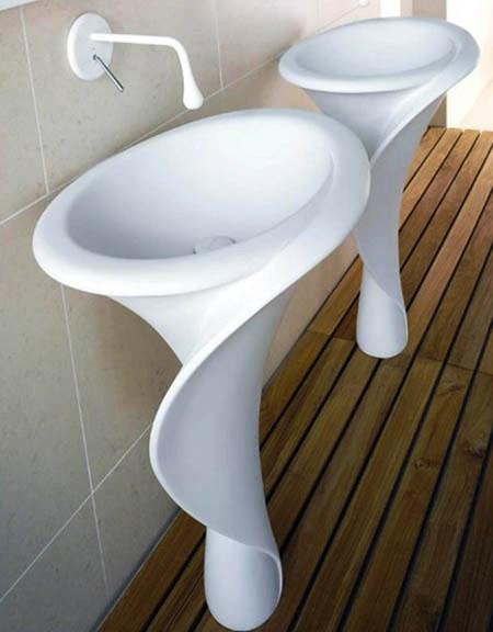Creative-designer-bathroom-sink ideas