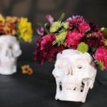 7 Outstanding Diy Skull Vase Ideas for Halloween