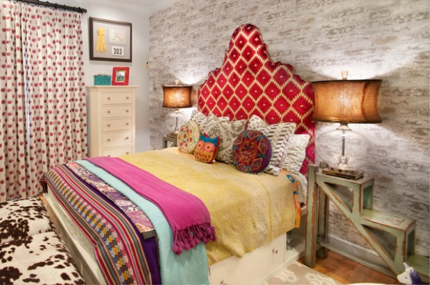 Dreamy-Boho-Chic-Bedroom-Design-Ideas-