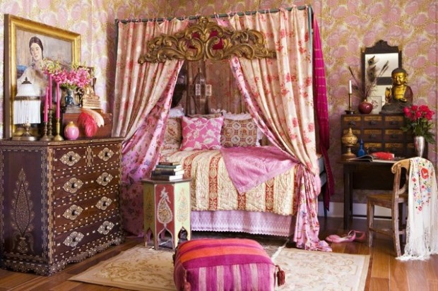 Dreamy_-Boho-Chic-Bedroom-Design-Ideas
