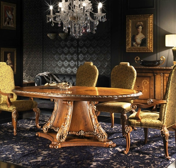 High-end-dining-room-table-