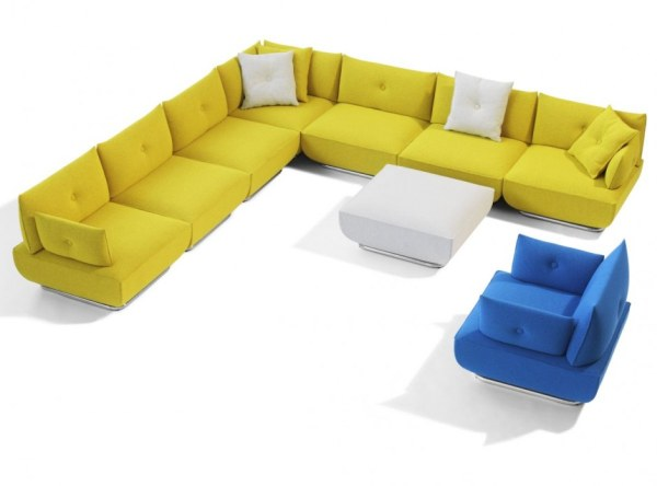Modern-Modular-Sofa-and-Armchair-with-Flexible-Design-from-Blå-Station-1