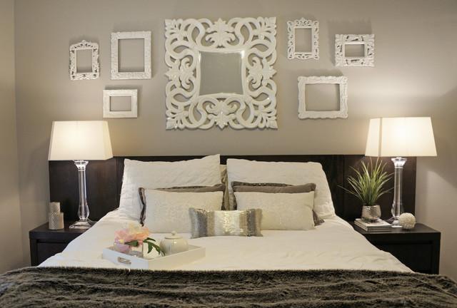 contemporary guest -bedroom