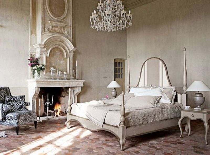 french bedroom design ideas, bedroom, french design