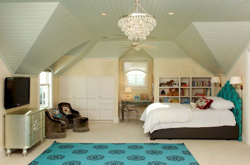 ideas-for-girls-bedrooms-with-ceiling-fan-