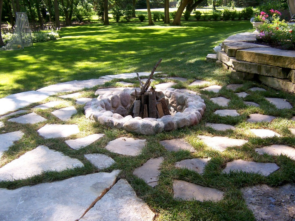 in-ground-fire-pit-drainage