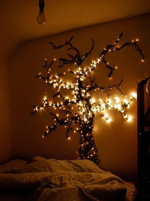 magical-diy-string-lights-bedroom-pinterest