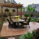 15 Cozy Outdoor Dining Space Design Ideas