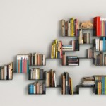 18 Zigzag Book Shelf Design Ideas