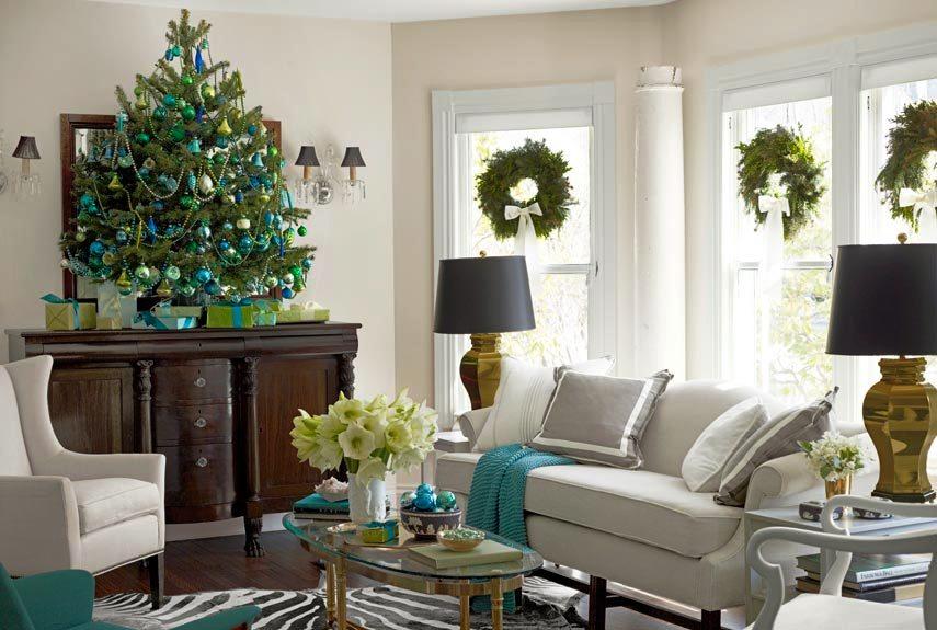 A Festive Room