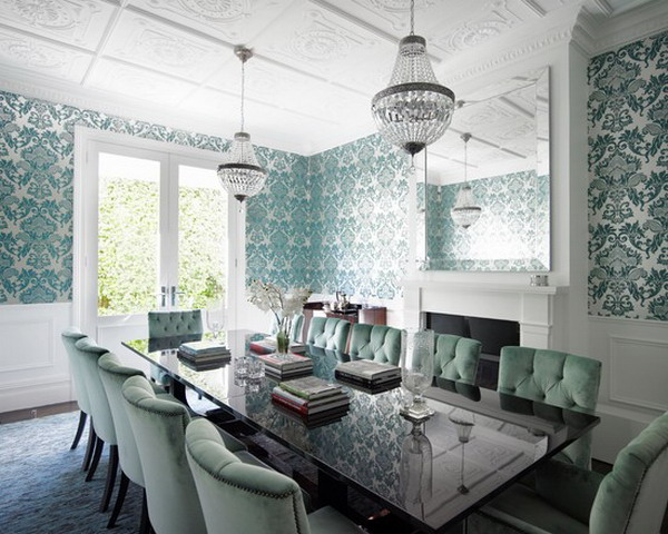 Decorate-Beauty-Wallpaper-Ideas-for-Formal-Dining-Room