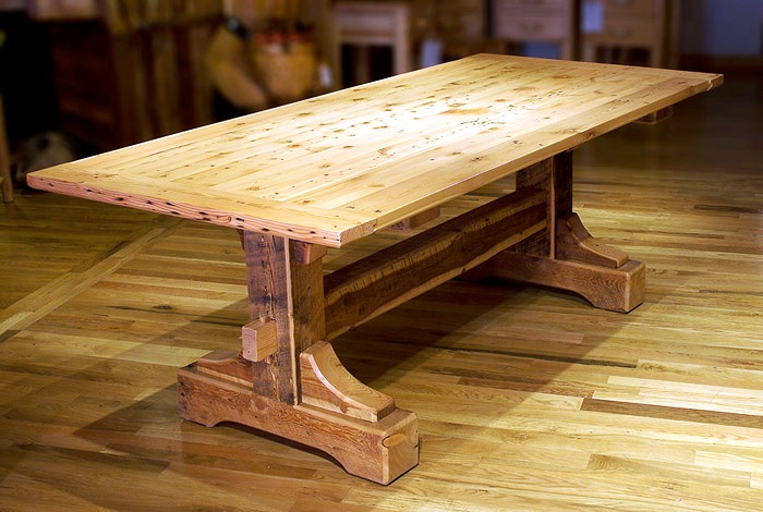 Modern-Reclaimed-Wood-Dining-Table