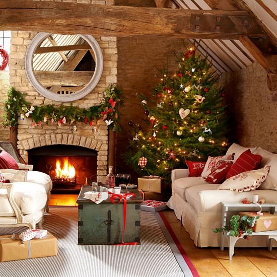 Amazing-Christmas-Bedroom-Decorations-2015