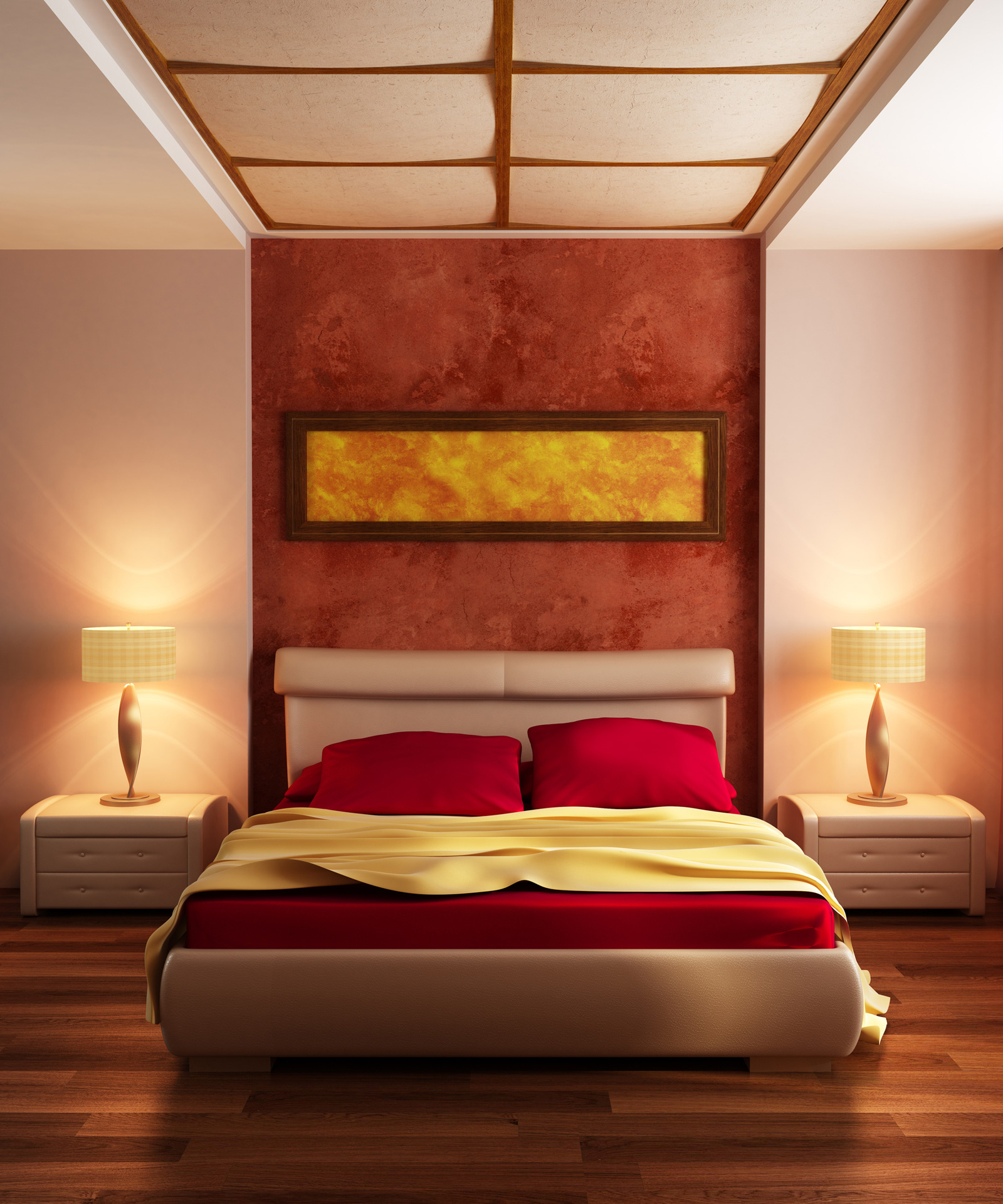 red-bedroom-color-ideas