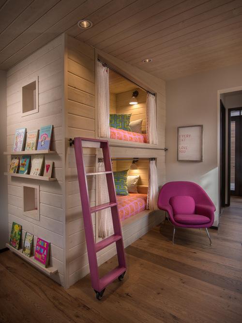 Rustic Kids Room Design Ideas