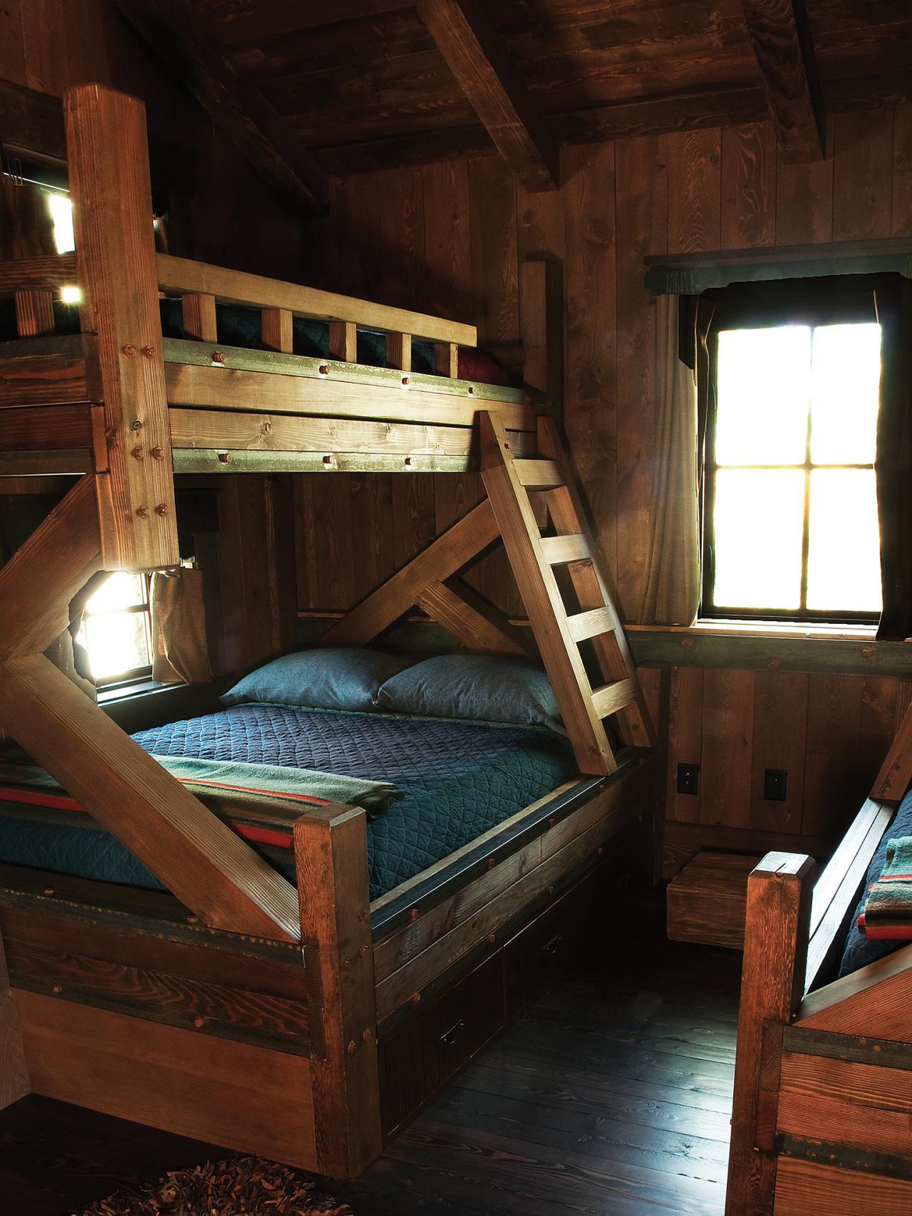 cabin-bunk-beds