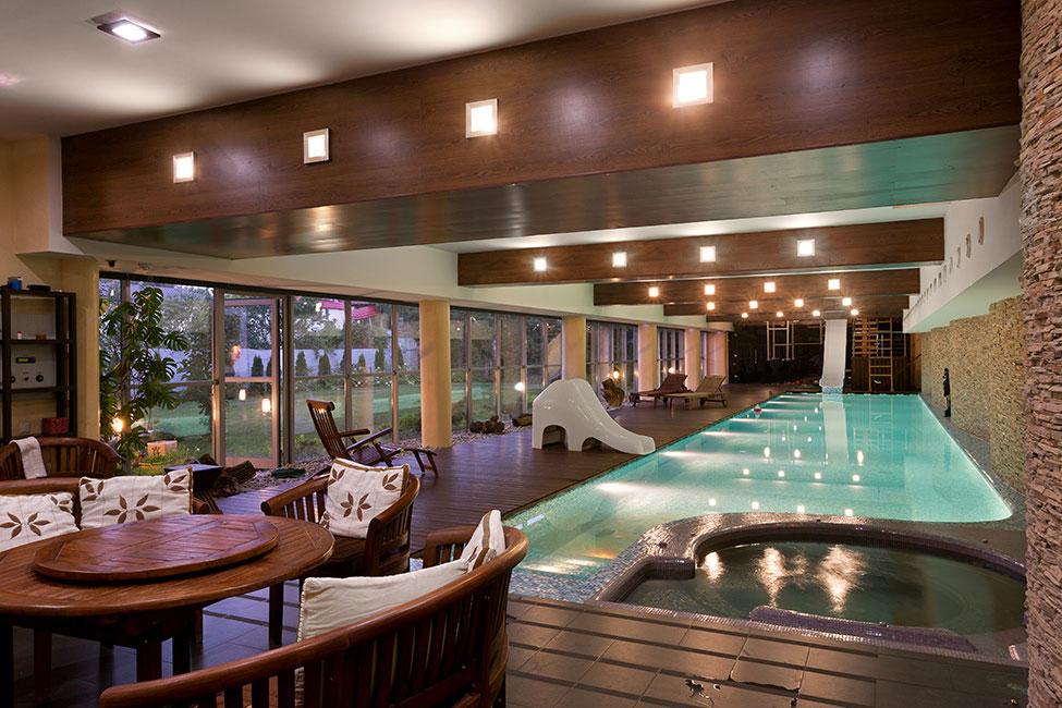 best indoor pool