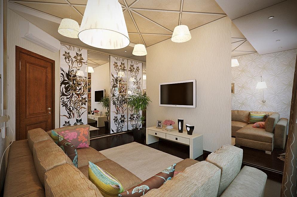 1-Contemporary-feminine-living-room-decor