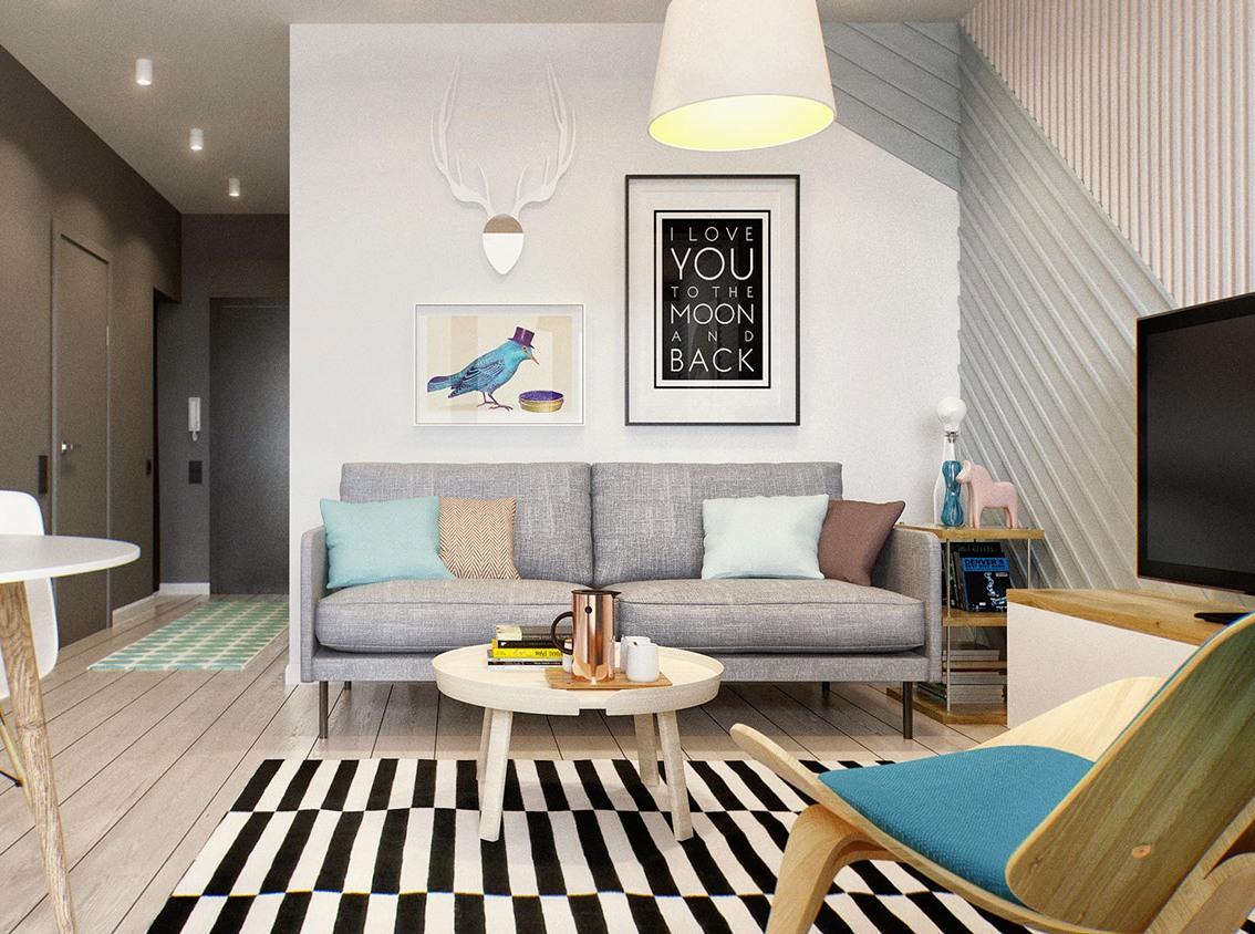 Modern-Small-Living-Room-Idea