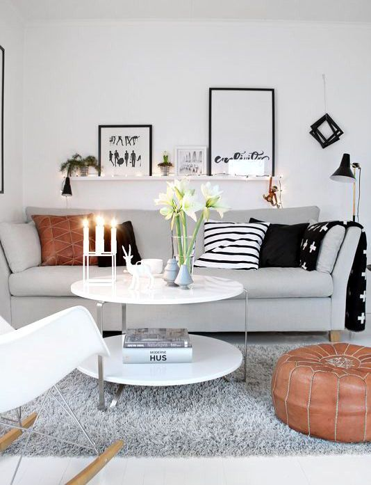 Small Living Room Furniture