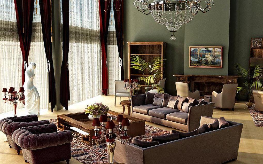 luxury living room decor ideas