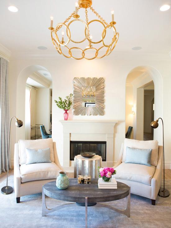 best-transitional-living-room