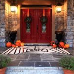 Halloween Entryway Decoration Ideas