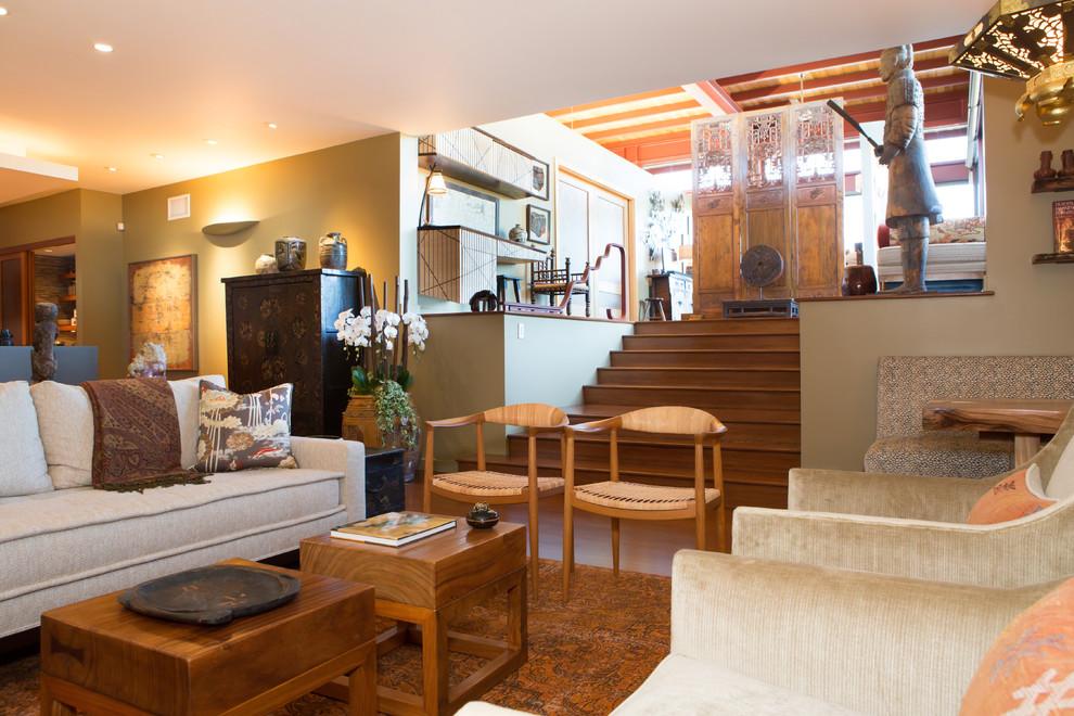 Asian Living Room1