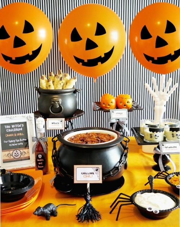 Awesome Fall Buffet Ideas