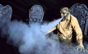 15 Haunted Halloween Decoration Ideas
