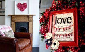 35 Fresh Red Valentine's Day Decoration Ideas