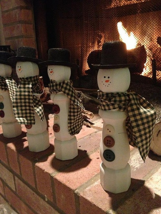 snowman-christmas-decoration-ideas-12