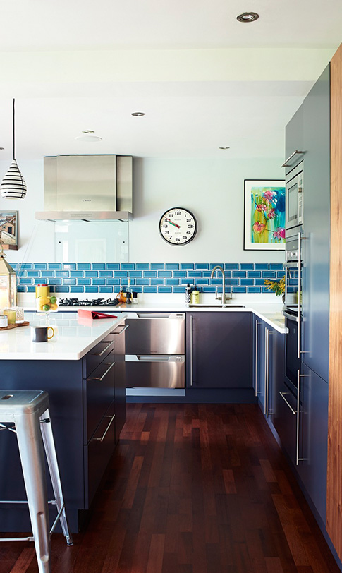 Contemporary Kitchen Space