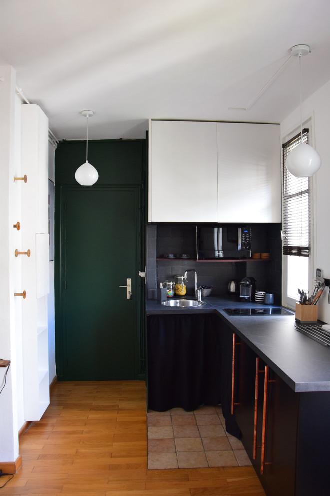 Small Modern Style Kitchen