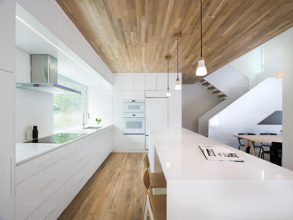 Nordic Style Modern Kitchen