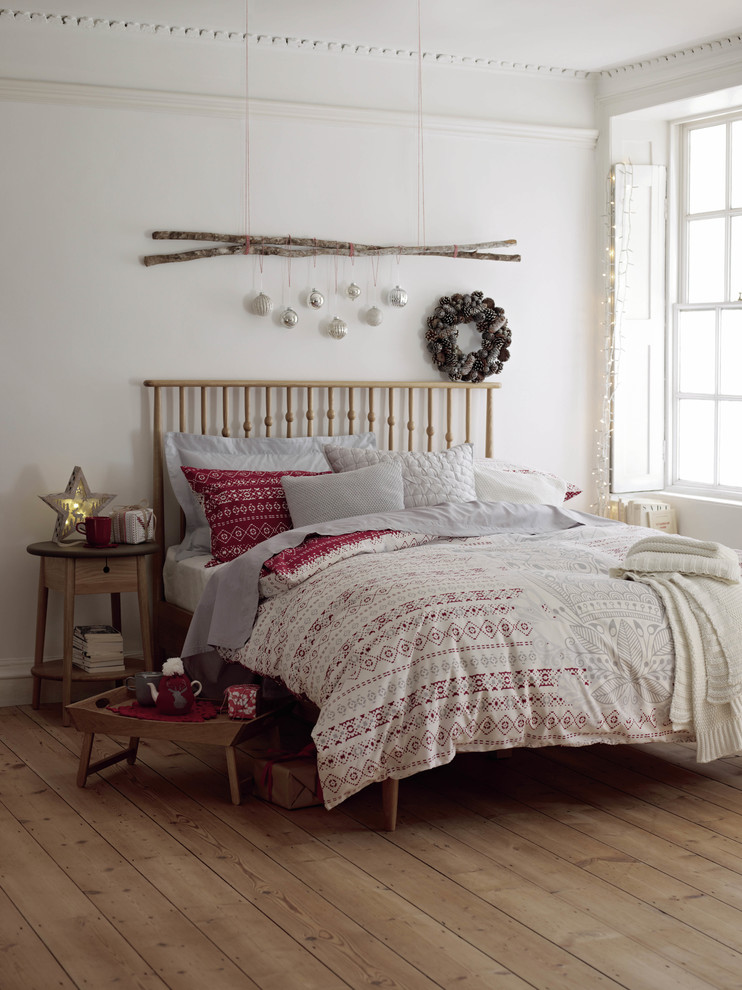Christmas Bedroom Decoration Ideas