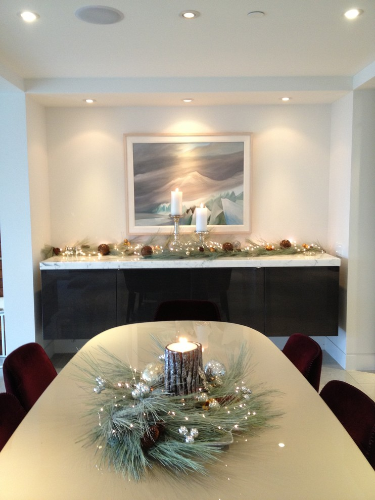 Christmas Modern Decoration Ideas