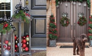 30 Outdoor Christmas Decoration Ideas