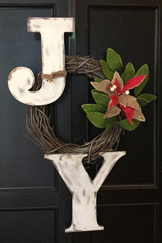 Best DIY Christmas Wreath Ideas