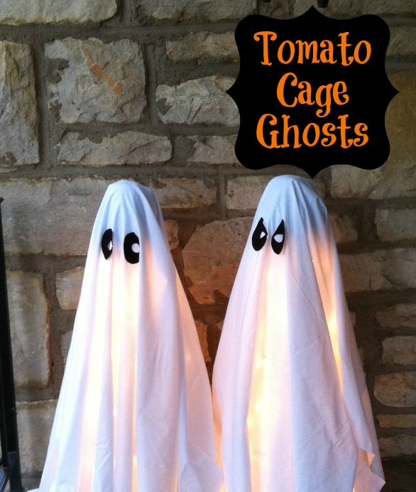 Cute Ghosts Decoration Porch