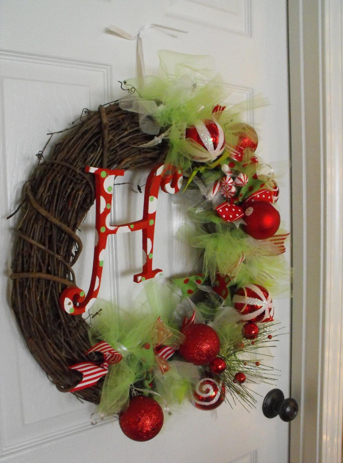 DIY Christmas Wreath Idea