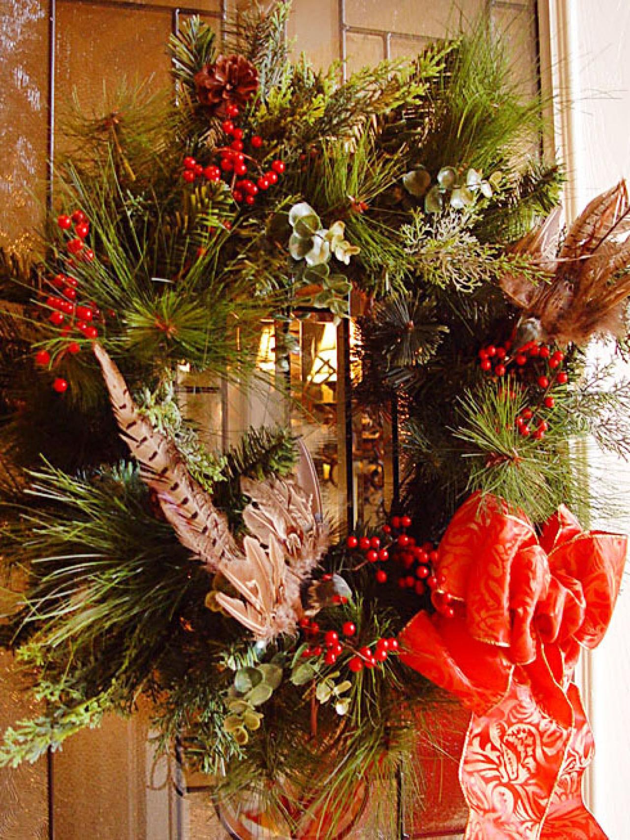 Easy Christmas Wreath Ideas