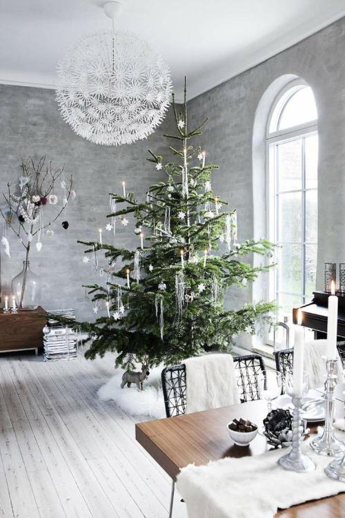 Christmas Living Room Decor Ideas (23)