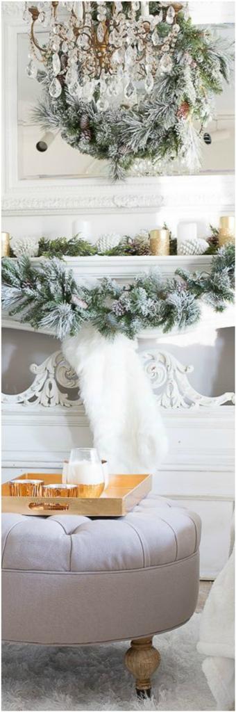 Christmas Living Room Decor Ideas (26)