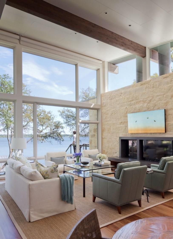 Compact-Victorian-Living-Room-Design