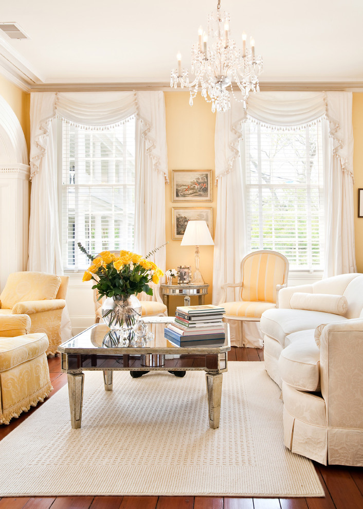Curtain-Victorian-Living-Room-Design