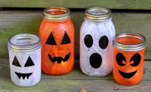 30 Best Halloween Mason Jar Ideas To Impress Everyone