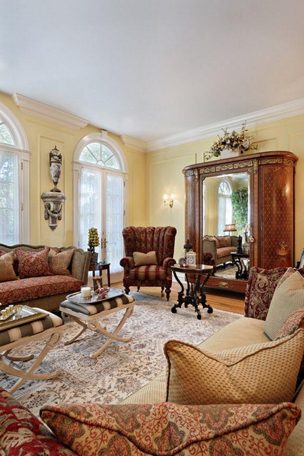 Victorian-Living-Room-Decorating-Ideas