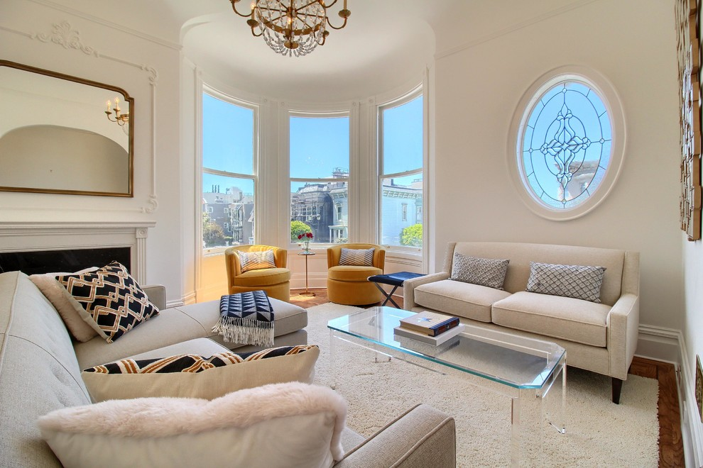 View-victorian-living-room